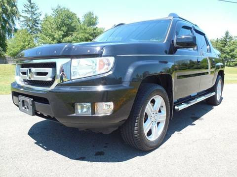 2011 Honda Ridgeline for sale at Action Automotive Service LLC in Hudson NY