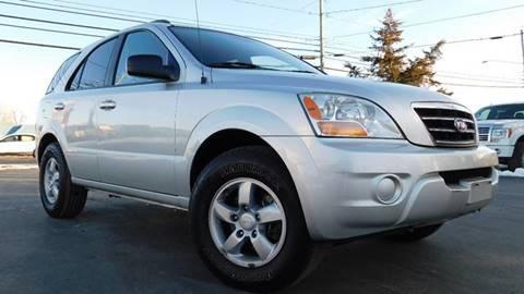 2008 Kia Sorento for sale at Action Automotive Service LLC in Hudson NY