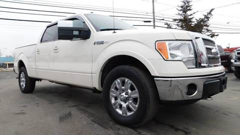 2009 Ford F-150 for sale at Action Automotive Service LLC in Hudson NY