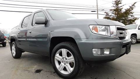 2009 Honda Ridgeline for sale at Action Automotive Service LLC in Hudson NY