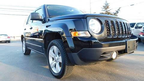 2016 Jeep Patriot for sale at Action Automotive Service LLC in Hudson NY