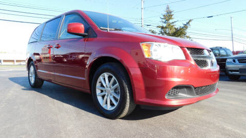 2014 Dodge Grand Caravan for sale at Action Automotive Service LLC in Hudson NY