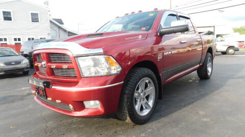 2011 RAM Ram Pickup 1500 for sale at Action Automotive Service LLC in Hudson NY