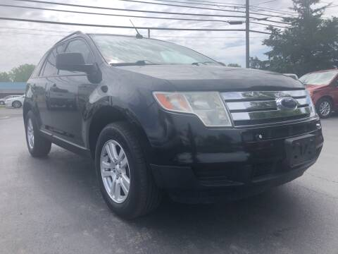 2007 Ford Edge for sale at Action Automotive Service LLC in Hudson NY