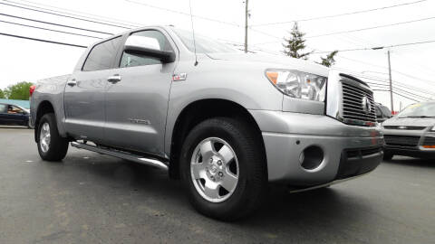 2012 Toyota Tundra for sale at Action Automotive Service LLC in Hudson NY