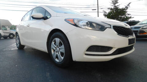 2016 Kia Forte for sale at Action Automotive Service LLC in Hudson NY
