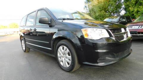 2016 Dodge Grand Caravan for sale at Action Automotive Service LLC in Hudson NY