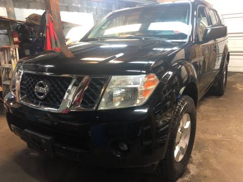 2009 Nissan Pathfinder for sale at Action Automotive Service LLC in Hudson NY