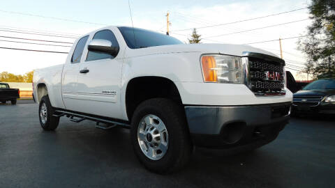 2013 GMC Sierra 2500HD for sale at Action Automotive Service LLC in Hudson NY