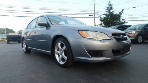 2008 Subaru Legacy for sale at Action Automotive Service LLC in Hudson NY