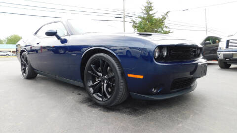 2016 Dodge Challenger for sale at Action Automotive Service LLC in Hudson NY