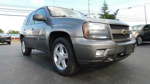 2009 Chevrolet TrailBlazer for sale at Action Automotive Service LLC in Hudson NY