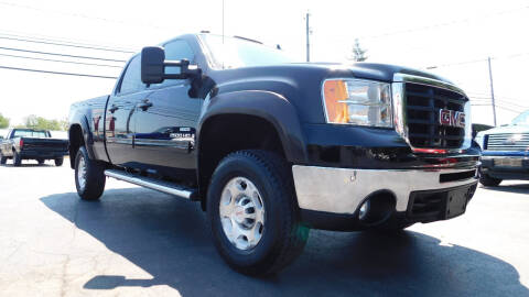 2009 GMC Sierra 2500HD for sale at Action Automotive Service LLC in Hudson NY