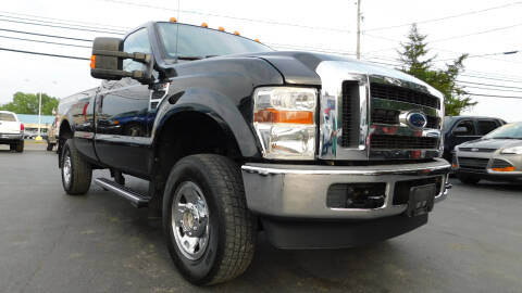 2009 Ford F-250 Super Duty for sale at Action Automotive Service LLC in Hudson NY