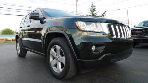 2011 Jeep Grand Cherokee for sale at Action Automotive Service LLC in Hudson NY