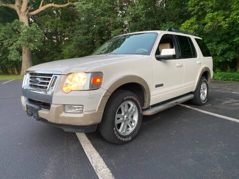 2008 Ford Explorer for sale at Action Automotive Service LLC in Hudson NY