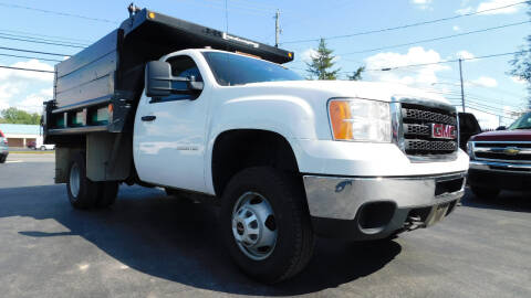 2014 GMC Sierra 3500HD CC for sale at Action Automotive Service LLC in Hudson NY