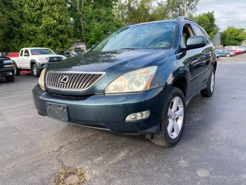 2006 Lexus RX 330 for sale at Action Automotive Service LLC in Hudson NY