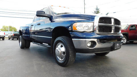 2005 Dodge Ram Pickup 3500 for sale at Action Automotive Service LLC in Hudson NY
