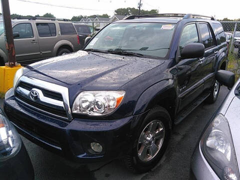 2006 Toyota 4Runner for sale at Action Automotive Service LLC in Hudson NY