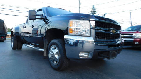 2008 Chevrolet Silverado 3500HD for sale at Action Automotive Service LLC in Hudson NY