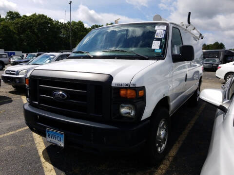 2010 Ford E-Series Cargo for sale at Action Automotive Service LLC in Hudson NY