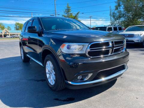 2014 Dodge Durango for sale at Action Automotive Service LLC in Hudson NY