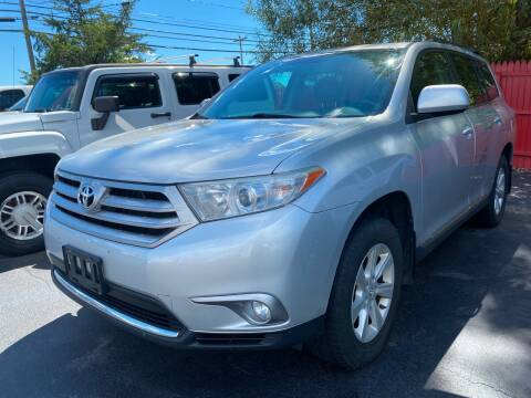 2013 Toyota Highlander for sale at Action Automotive Service LLC in Hudson NY