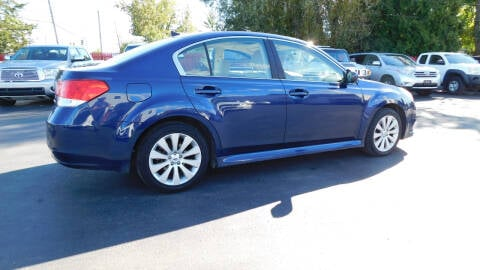 2011 Subaru Legacy for sale at Action Automotive Service LLC in Hudson NY