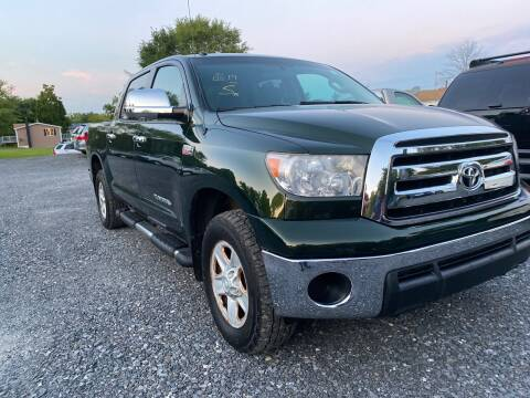 2010 Toyota Tundra for sale at Action Automotive Service LLC in Hudson NY