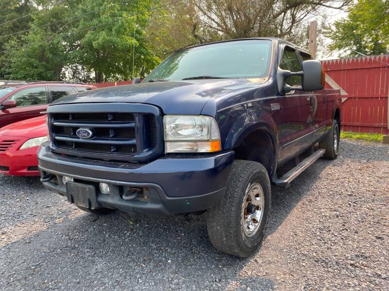 2004 Ford F-250 Super Duty for sale at Action Automotive Service LLC in Hudson NY