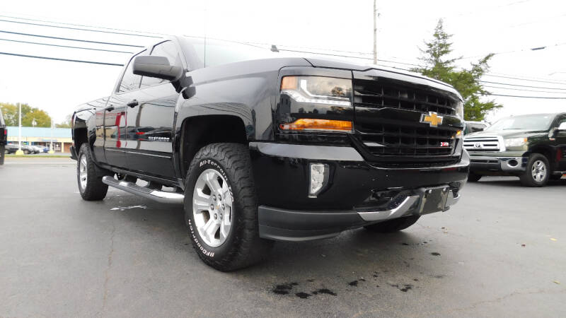 2018 Chevrolet Silverado 1500 for sale at Action Automotive Service LLC in Hudson NY