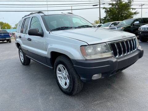 2003 Jeep Grand Cherokee for sale at Action Automotive Service LLC in Hudson NY