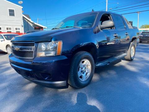 2007 Chevrolet Avalanche for sale at Action Automotive Service LLC in Hudson NY