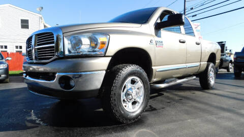 2009 Dodge Ram Pickup 2500 for sale at Action Automotive Service LLC in Hudson NY
