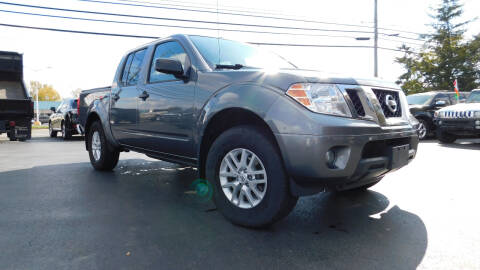 2016 Nissan Frontier for sale at Action Automotive Service LLC in Hudson NY