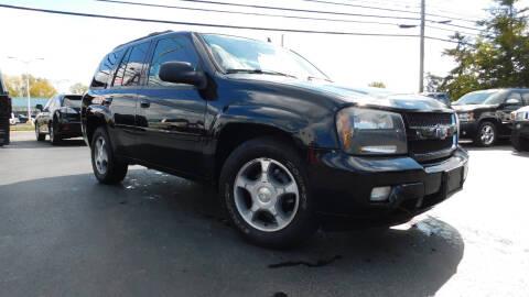 2006 Chevrolet TrailBlazer for sale at Action Automotive Service LLC in Hudson NY
