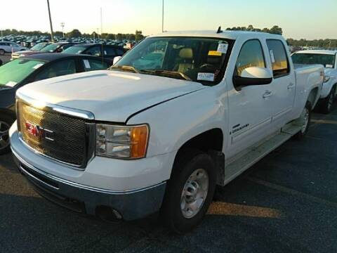 2008 GMC Sierra 2500HD for sale at Action Automotive Service LLC in Hudson NY