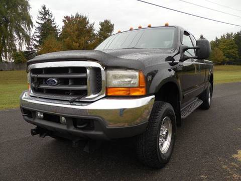 2001 Ford F-250 Super Duty for sale at Action Automotive Service LLC in Hudson NY