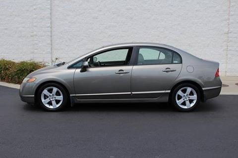 2006 Honda Civic for sale at Action Automotive Service LLC in Hudson NY