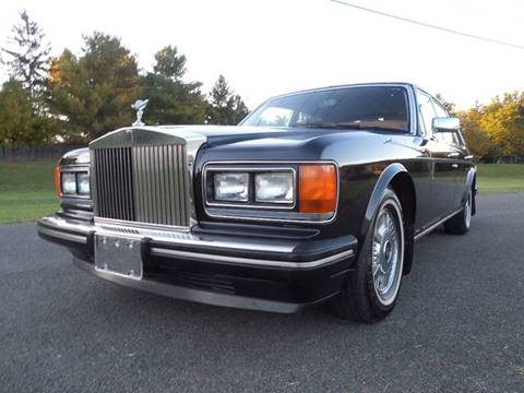 1991 rolls royce silver spur for sale in hudson ny. Black Bedroom Furniture Sets. Home Design Ideas
