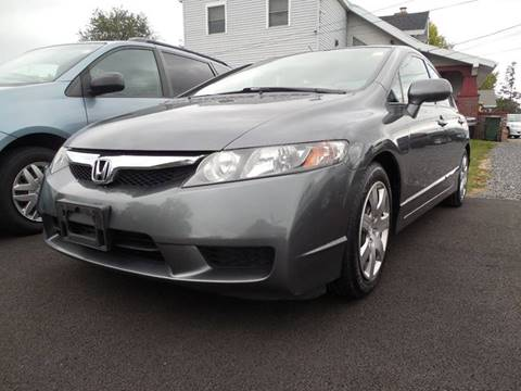 2009 Honda Civic for sale at Action Automotive Service LLC in Hudson NY