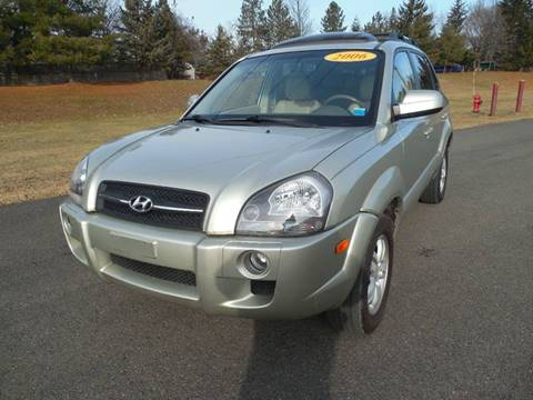 2006 Hyundai Tucson for sale in Hudson, NY