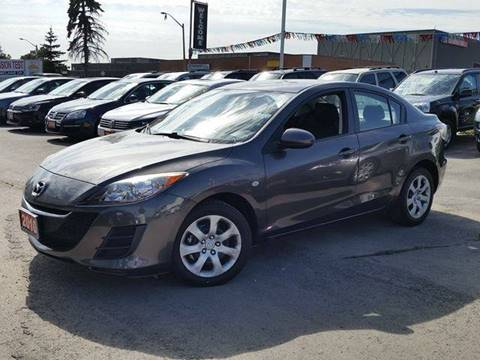 2010 Mazda MAZDA3 for sale at Action Automotive Service LLC in Hudson NY