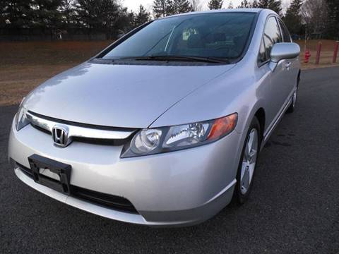 2007 Honda Civic for sale at Action Automotive Service LLC in Hudson NY