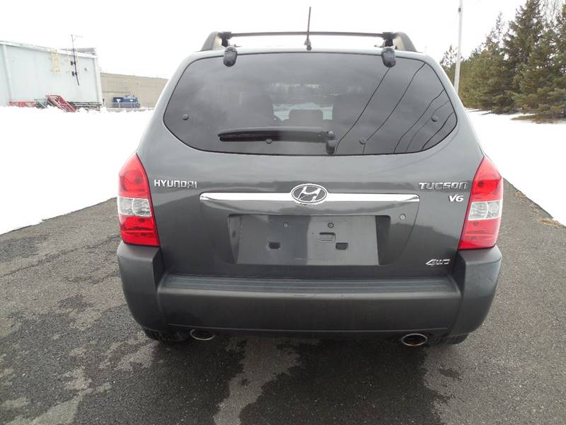 2007 Hyundai Tucson SE 4dr SUV 4WD - Hudson NY