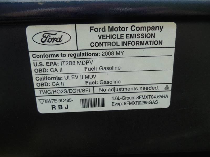 2008 Ford E-Series Cargo E-250 3dr Cargo Van - Hudson NY