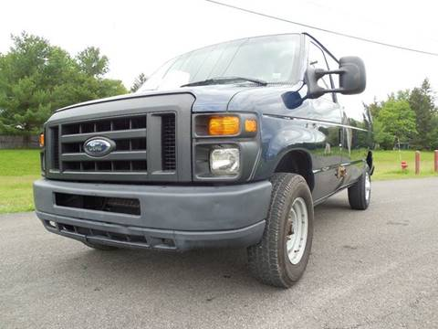 2008 Ford E-Series Cargo for sale at Action Automotive Service LLC in Hudson NY