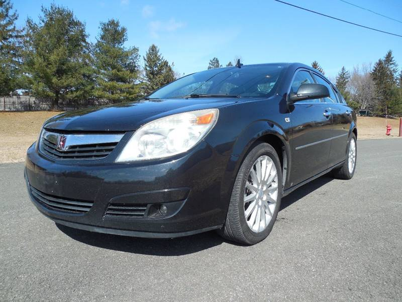 2008 Saturn Aura for sale at Action Automotive Service LLC in Hudson NY
