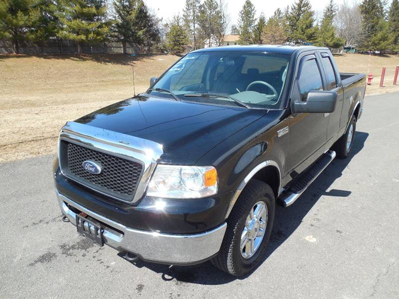 2006 Ford F-150 FX4 4dr SuperCab 4WD Styleside 6.5 ft. SB - Hudson NY